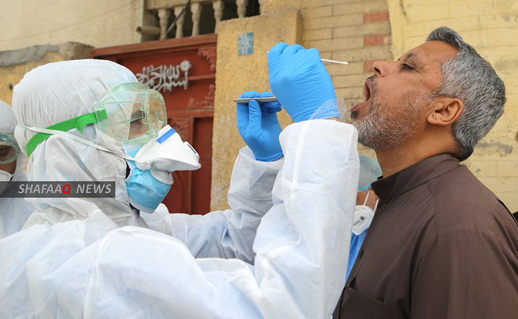 العراق يعلن ثلاث وفيات  و70 إصابة جديدة بفيروس كورونا