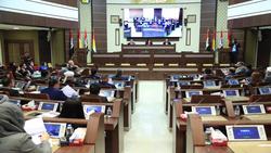 برلمان كوردستان يصوت على تأجيل عطلته الصيفية