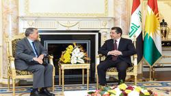 مسرور بارزاني للبنتاغون: كوردستان عامل استقرار في المنطقة
