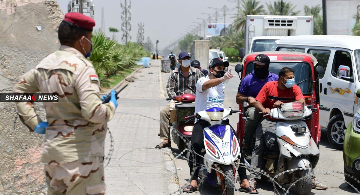 العراق يفرض حظرا شاملا للتجوال لمدة 10 ايام