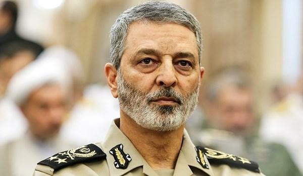 الجيش الايراني: أمن هذه المناطق على عاتق العراق وجاهزون لمساعدته