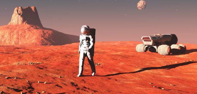 الكورد الفيليون يطيرون الى المريخ في حدث استثنائي
