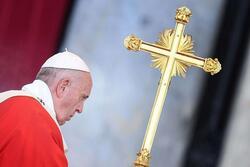 بابا الفاتيكان: بكل ألم مظاهرات الاحتجاج في العراق قوبلت برد قاس