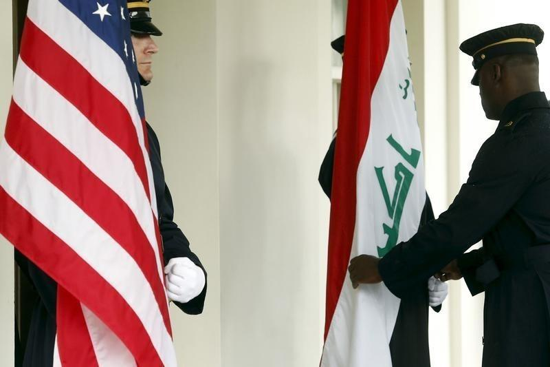 US: signing an agreement with Iraq is conditional