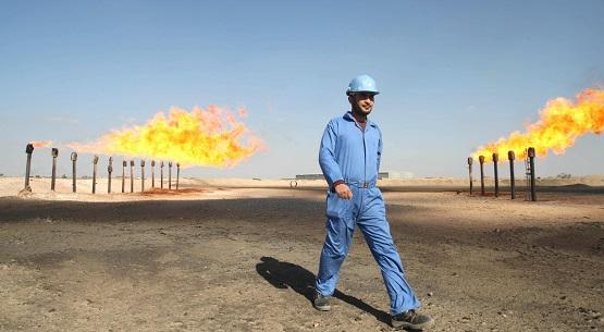 مجددا .. محتجون يقطعون طريقا مؤديا الى مواقع وحقول نفطية اقصى جنوبي العراق