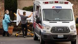 """""""كورونا"""" يتسبب بطوارئ في كاليفورنيا الامريكية"""