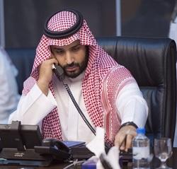 محمد بن سلمان يهاتف عبدالمهدي للتأكيد على امر