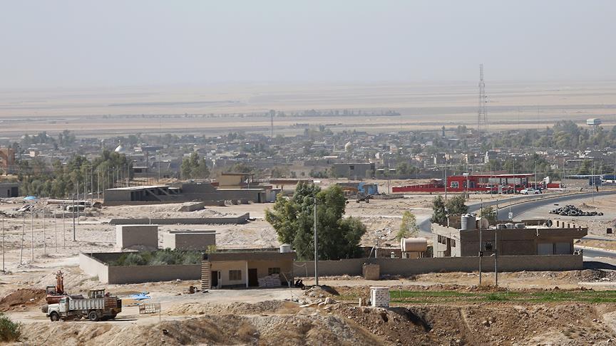 قتيل وجرحى بقصف تركي قرب مخيم مخمور