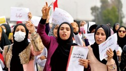 """العراق يعلق على """"خروقات"""" في التظاهرات: شرعت الحكومة فوراً بهذا الاجراء"""