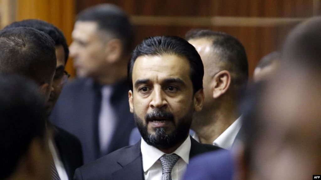 رئيس مجلس النواب يصل الى أربيل