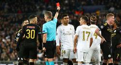 إصابتان مؤثرتان في ريال مدريد قبل مواجهة سيتي