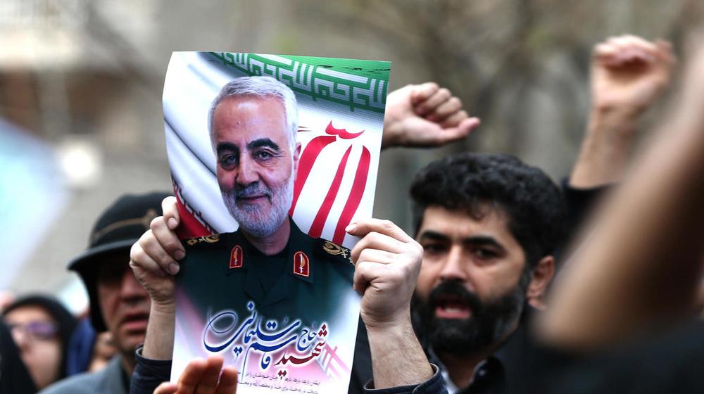 """إيران تكشف عن عمليات ضد """"مندسين"""": واشنطن تذوقت الصفعة في عين الأسد"""