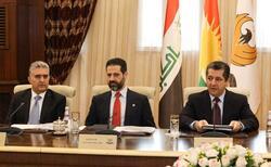 حكومة الاقليم تناقش جملة ملفات اصلاحية واخرى خاصة باللاجئين السوريين
