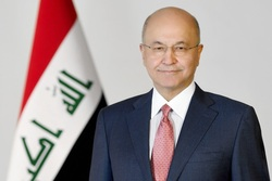 The Iraqi president urges to use the anniversary of victory over ISIS to form a new government