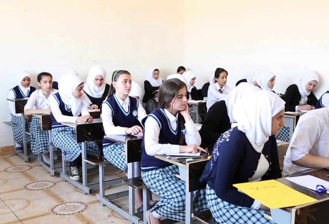 التربية الكوردستانية تعتمد النظام الألكتروني في 4 الاف مدرسة