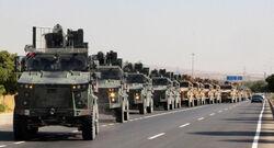 الاتحاد الأوروبي يدين العملية العسكرية التركية في سوريا
