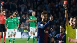 من استفاد أكثر من الطرد.. برشلونة أم ريال مدريد؟ الأرقام تجيب
