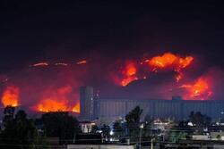 """""""حرب الحرائق"""" تستعر في ديالى وزراعتها ترصد حجم الخسائر"""
