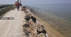 """بعد تحذيرات من """"كارثة خطيرة"""" نشرتها شفق نيوز.. الموارد المائية تستجيب"""