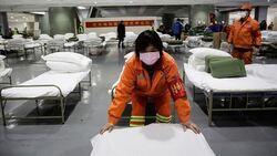 الصين تزف نبأ ساراً بشأن المتعافين والمصابين بكورونا