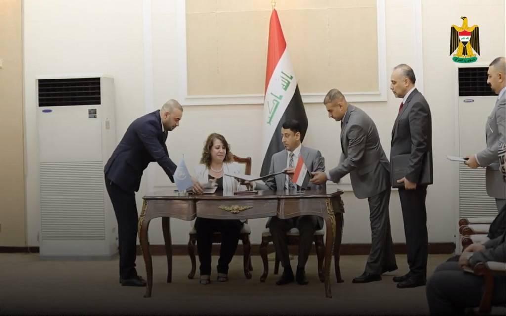 برنامج اممي انمائي يساهم باعمار العراق بمبلغ 33 مليون دولار
