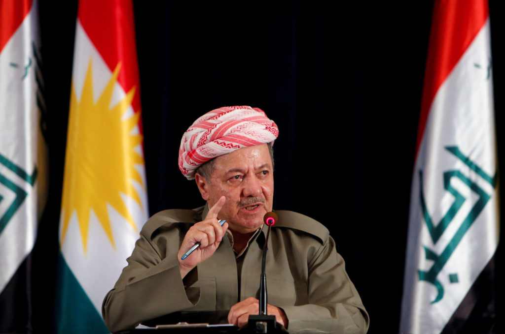 Barzani concerned about attacks against components of Kurdistan