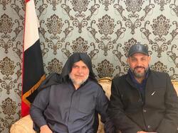"""تحذير لعلاوي من أمر: """"السيد"""" سيقلب عليك العراق جحيماً ويسقطك بثلاثة ايام"""