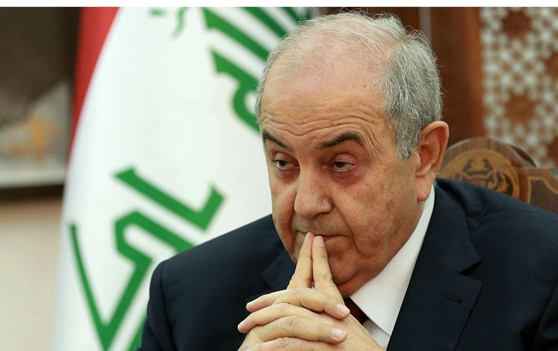 """علاوي يلخص """"سلبيات"""" العملية السياسية بالعراق خلال 17 عاما ويحذر من صدام مسلح"""