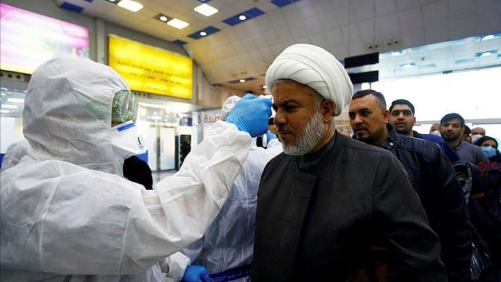 العراق يسجل 6 اصابات جديدة بكورونا وحالة وفاة واحدة
