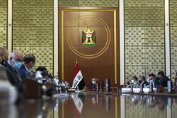 مجلس الوزراء  العراقي يتخذ جملة قرارات وتوصيات منها يخص اسرائيل