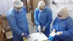 """مستشفيات اكبر مدن بغداد تخرج عن الخدمة وتوجه نحو """"حجر المساجد"""""""