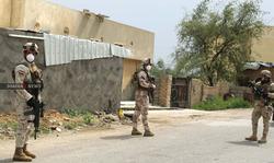 قصف يستهدف قرية في محافظة ديالى