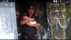 """الدفاع المدني يمنع وقوع """"كارثة"""" في بناية سكنية وسط بغداد"""