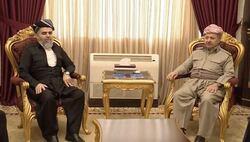 بارزاني وبابير يؤكدان على تنسيق خطاب كتل كوردستان ببغداد