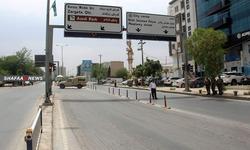 وزير داخلية كوردستان: سرعة انتشار الفيروس مجدداً سببه عدم الالتزام والسليمانية دليلاً