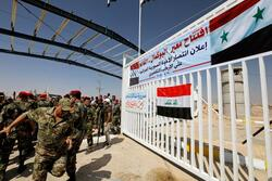 International Report : Reopening a crossing between Iraq and Syria, a gain for their allies Iran