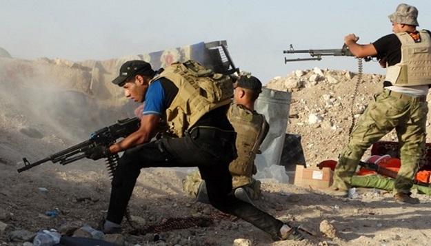 قتلى وجرحى من الحشد الشعبي بهجوم لداعش قرب خانقين