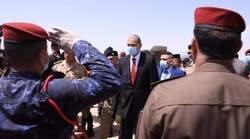 وزير الداخلية العراقي يصل الى كركوك