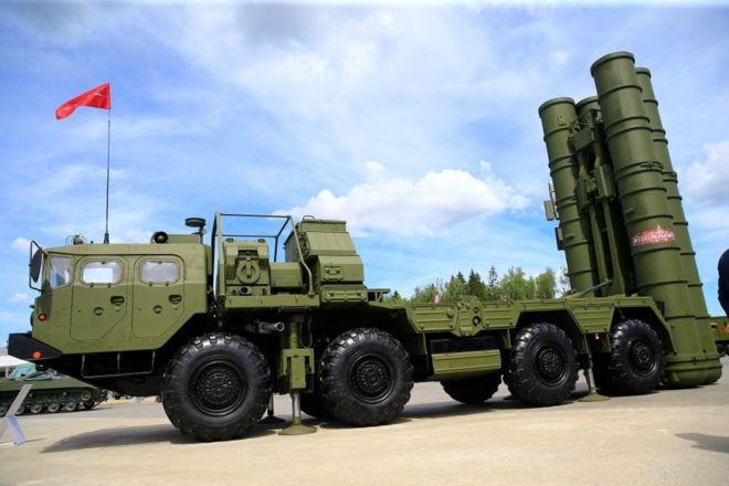 """Did Iraq request the Russian """"S 400"""" system? Moscow's ambassador answers"""