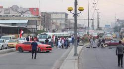 بدء الاضراب العام وغلق عدة شوارع رئيسة في بغداد