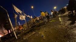ارتفاع حصيلة ضحايا التظاهرات في النجف