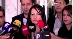 برلمان كوردستان يرسل كتاب تكليف مسرور بارزاني الى رئاسة الاقليم للمصادقة