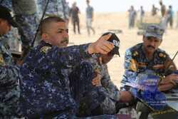 الداخلية العراقية: البطاط قائدا مؤقتا للشرطة الاتحادية وشاكر جودت نقل للشؤون