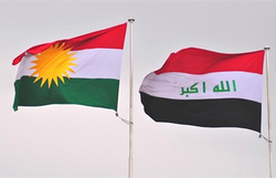 A delegation from Kurdistan Region headed by a minister arrives at Baghdad