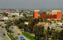 اغلاق تام لأول مدينة باقليم كوردستان لإحتواء كورونا