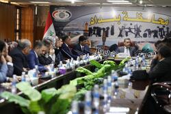 In conjunction with the evacuation of Iraqi nationals from Wuhan ... Baghdad tightens preventive measures