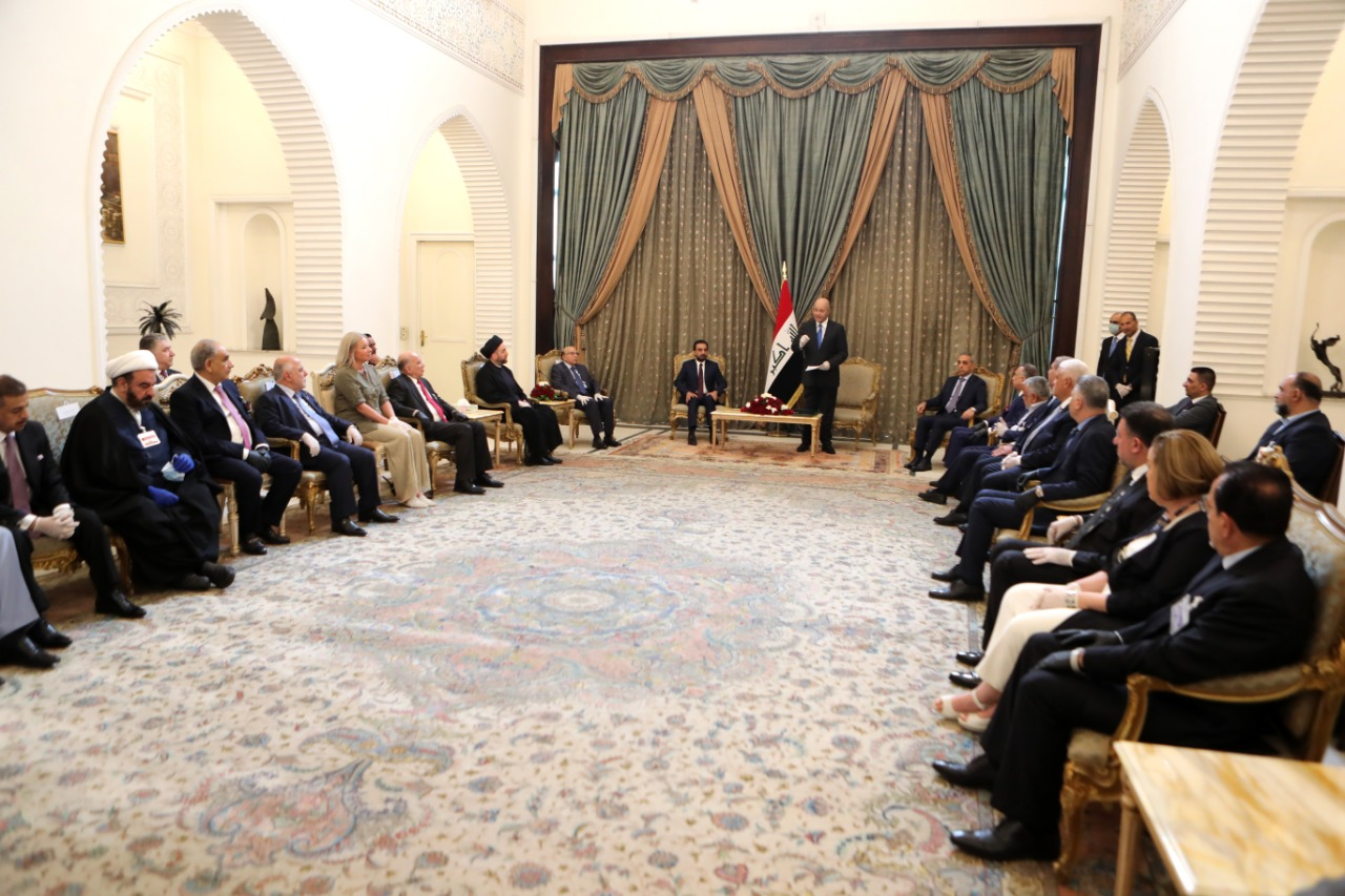 صالح: الكاظمي يحظى بتوافق جميع القوى السياسية الاساسية في العراق
