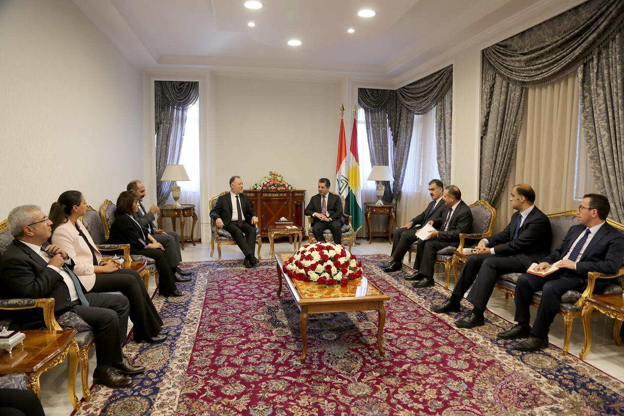 """كوردستان لـ""""HDP"""": الوسائل الديمقراطية والمحادثات السلمية أفضل السبل لحل المشاكل"""