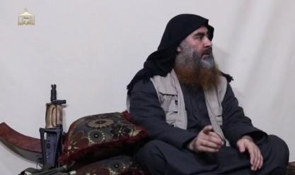 زعيم داعش ابو بكر البغدادي يصدر كلمة جديدة