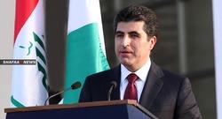Nechirvan Barzani urges developing Iraq's relations with the world